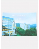 HKUST Postcard - The Library