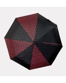 HKUST auto-foldable umbrella in black